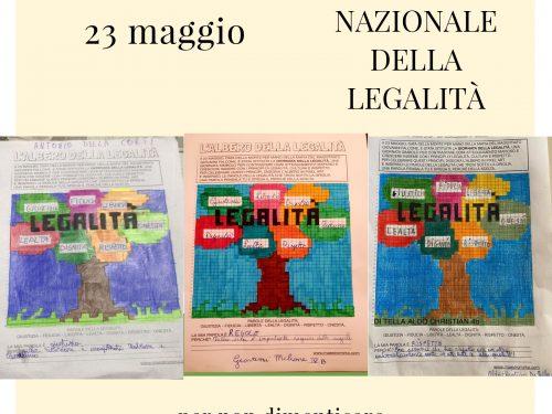 23 Maggio – Giornata Nazionale della Legalità